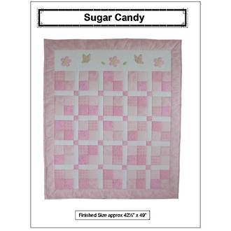 Sugar Candy Baby Quilt